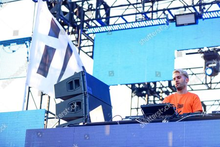 Editorial picture of HARD Summer Music Festival, Day 1, Los Angeles, USA - 05 Aug 2017
