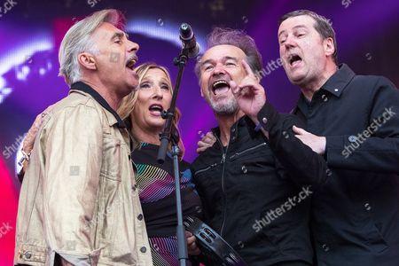 Editorial picture of Rewind Festival  Capesthorne Hall, Siddington, Macclesfield, UK - 06 Aug 2017
