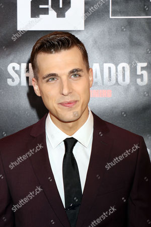 Stock Image of Cody Linley