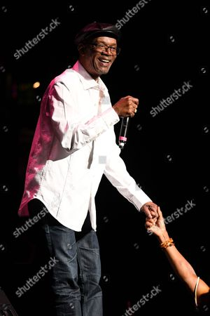 Stock Image of Beres Hammond
