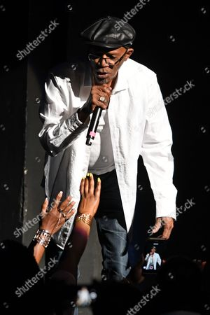 Stock Photo of Beres Hammond