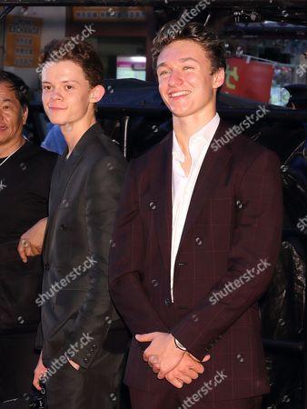 Harry Holland and Sam Holland