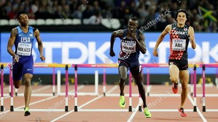 Editorial picture of Britain Athletics Worlds, London, United Kingdom - 07 Aug 2017