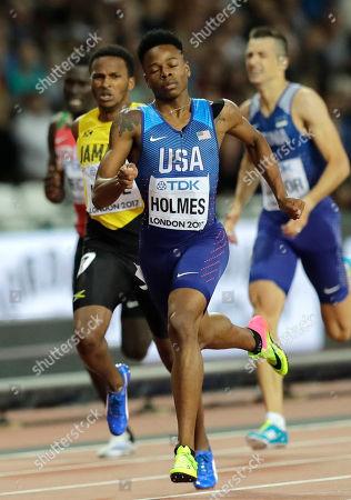 Editorial photo of Britain Athletics Worlds, London, United Kingdom - 07 Aug 2017