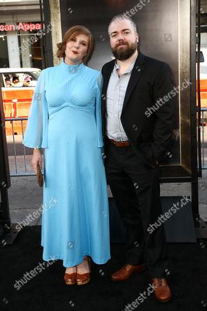 Lotta Losten and David Sandberg