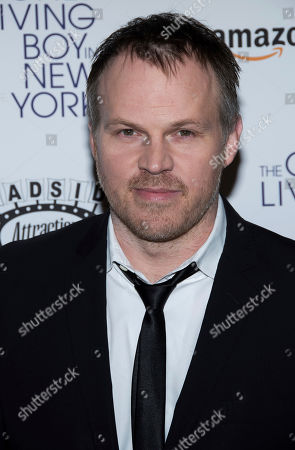 """Marc Webb attends """"The Only Living Boy in New York"""" premiere at the Museum of Modern Art, in New York"""