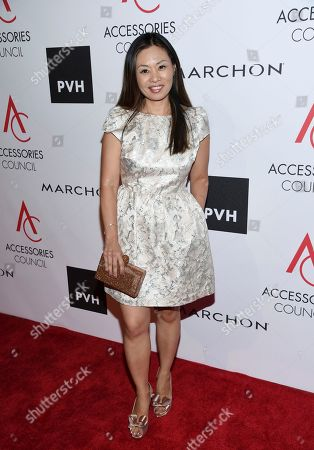 Stock Image of Jewelry designer Alex Woo attends the 21st Annual ACE Awards hosted by the Accessories Council at Cipriani 42nd Street, in New York