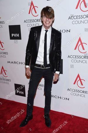 Ken Downing attends the 21st Annual ACE Awards hosted by the Accessories Council at Cipriani 42nd Street, in New York
