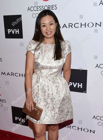 Stock Photo of Jewelry designer Alex Woo attends the 21st Annual ACE Awards hosted by the Accessories Council at Cipriani 42nd Street, in New York