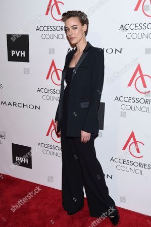 Elliott Sailors attends the 21st Annual ACE Awards hosted by the Accessories Council at Cipriani 42nd Street, in New York