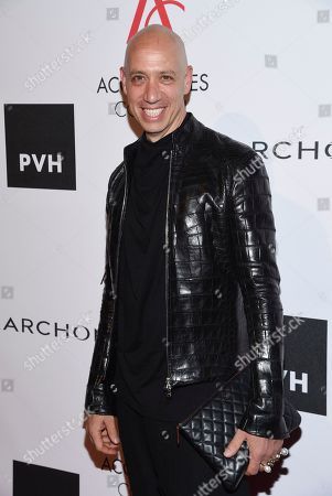 Robert Verdi attends the 21st Annual ACE Awards hosted by the Accessories Council at Cipriani 42nd Street, in New York