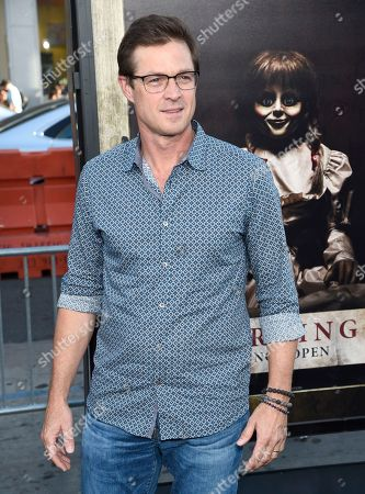"""Stock Picture of Eric Close arrives at the Los Angeles premiere of """"Annabelle: Creation"""" at the TCL Chinese Theatre on"""