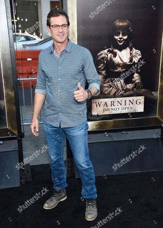 """Editorial picture of LA Premiere of """"Annabelle: Creation"""", Los Angeles, USA - 07 Aug 2017"""