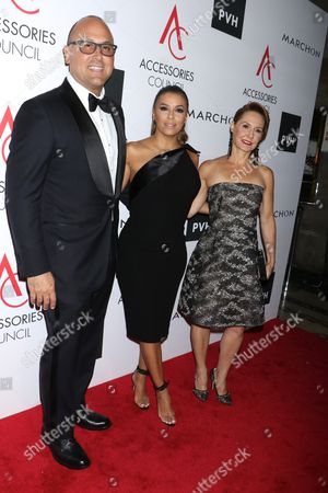 Editorial image of Ace Awards, Arrivals, New York, USA - 07 Aug 2017