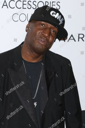 Stock Picture of Grandmaster Flash