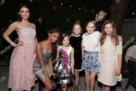 Editorial image of 'Annabelle: Creation' film premiere, After Party, Los Angeles, USA - 07 Aug 2017