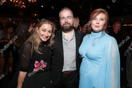 Blair Rich, President of Worldwide Marketing, Warner Bros. Pictures, David Sandberg, Director, Lotta Losten