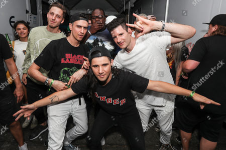 Dog Blood, Skrillex, Skrillex, Boys Noize, Alexander Ridha, Destructo, Gary Richards, Poo Bear, Jason Boyd