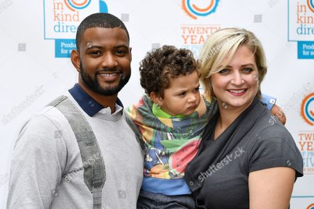 Jonathan Gill, Chloe Tangney and Ace Jeremiah Gill