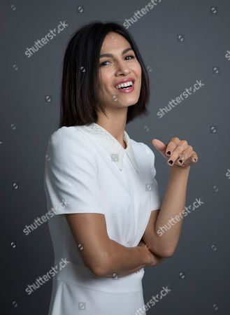Elodie Yung poses for a portrait, in New York