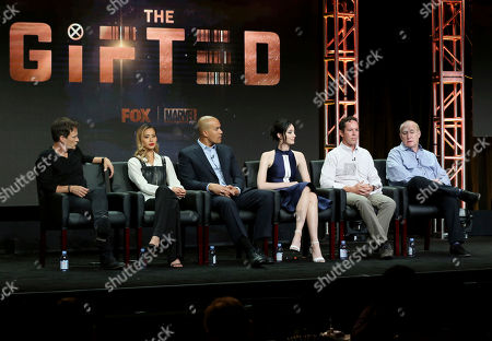 Editorial photo of 2017 Summer TCA - FOX, Beverly Hills, USA - 08 Aug 2017