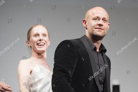 Jurgen Vogel and Susanne Wuest