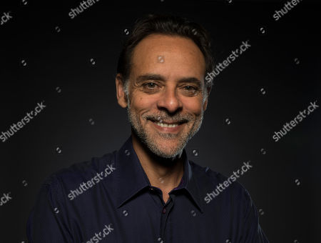 "Alexander Siddig, a cast member in the FOX series ""Gotham,"" poses for a portrait during the 2017 Television Critics Association Summer Press Tour at the Beverly Hilton, in Beverly Hills, Calif"