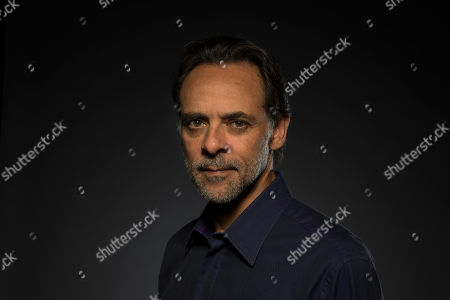 "Stock Picture of Alexander Siddig, a cast member in the FOX series ""Gotham,"" poses for a portrait during the 2017 Television Critics Association Summer Press Tour at the Beverly Hilton, in Beverly Hills, Calif"