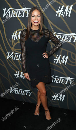 Editorial image of Variety's Power of Young Hollywood, Arrivals, Los Angeles, USA - 08 Aug 2017