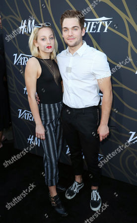 Ellery Sprayberry and Dylan Sprayberry