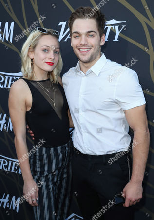 Stock Picture of Ellery Sprayberry and Dylan Sprayberry