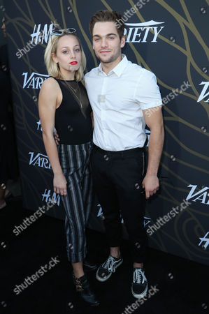 Editorial picture of Variety's Power of Young Hollywood, Arrivals, Los Angeles, USA - 08 Aug 2017