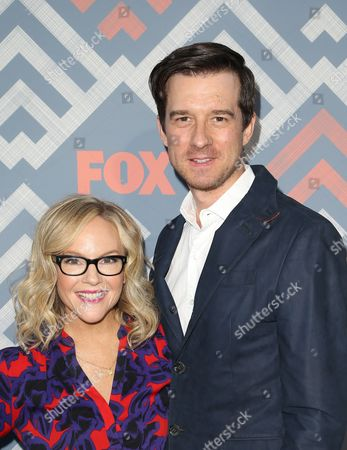 Editorial picture of FOX Summer All-Star party, Arrivals, TCA Summer Press Tour, Los Angeles, USA - 08 Aug 2017