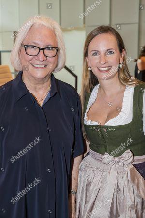 .. Teri Schwartz and Maria Großbauer