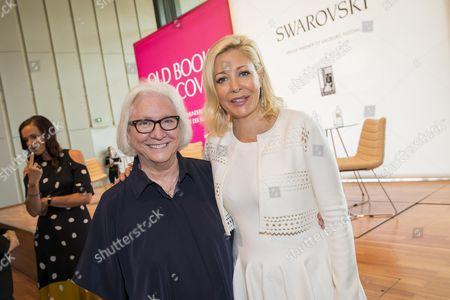 .. Teri Schwartz and Nadja Swarovski