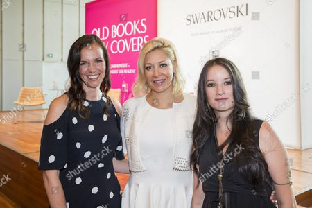 .. Brita Fernandez Schmidt, Nadja Swarovski, Anna Prohaska,
