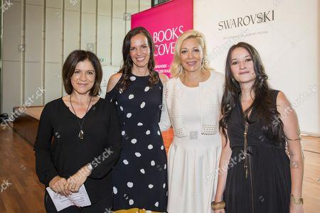 .. Ingrid Thurnher, Brita Fernandez Schmidt, Nadja Swarovski, Anna Prohaska,