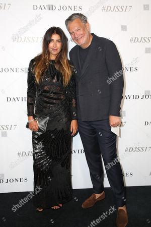 Stock Picture of Jodhi Meares from The Upside and David Bush