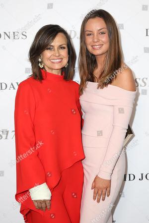 Lisa Wilkinson with daughter Billi FitzSimons