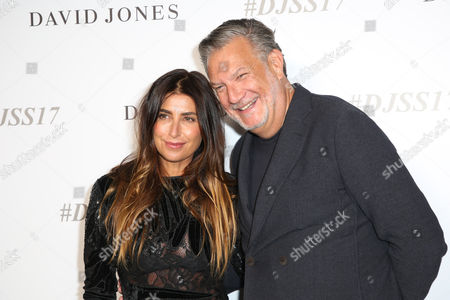 Stock Image of Jodhi Meares from The Upside and David Bush