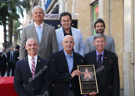 Jeff Zarrinnam, Mitch O'Farrell, Mitchell Hurwitz, Joe Lewis, Jeffrey Tambor, Leron Gubler