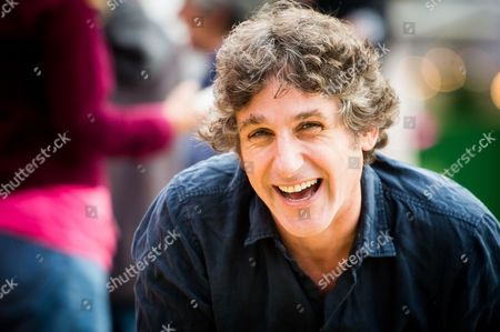 Stock Picture of Comedian Tom Stade at the Gilded Balloon