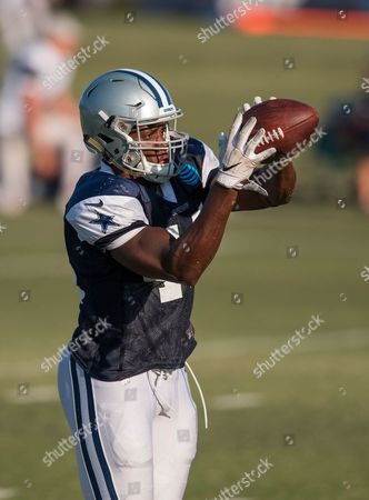 Editorial picture of NFL Football Dallas Cowboys training camp, Oxnard, USA - 08 Aug 2017