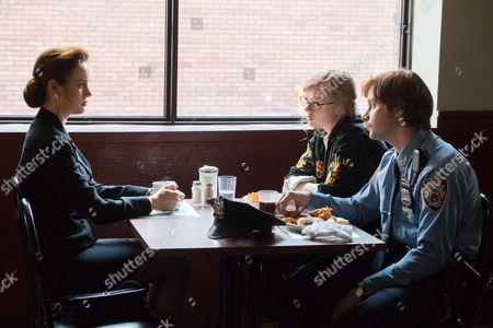 Brie Larson, Sarah Snook, Josh Caras