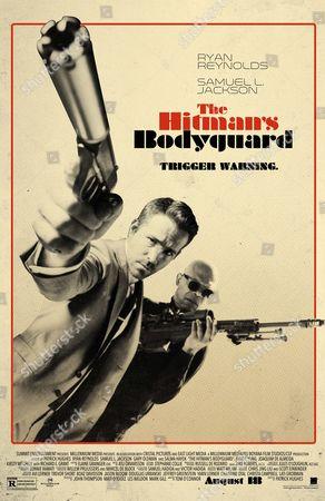 The Hitman's Bodyguard (2017). Poster Art. Ryan Reynolds, Samuel L. Jackson