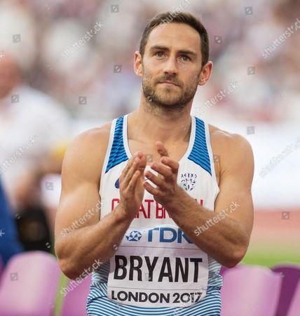 Ashley Bryant GB Decathlete