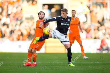 Editorial photo of Dundee v Dundee United, Betfred Scottish Cup - 09 Aug 2017