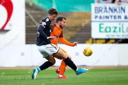 Editorial image of Dundee v Dundee United, Betfred Scottish Cup - 09 Aug 2017