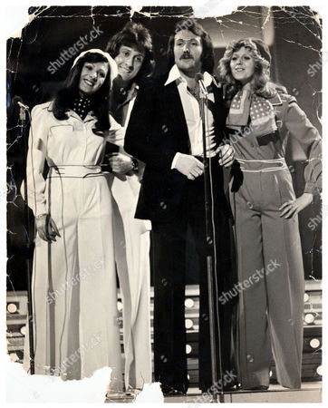 Brotherhood Of Manwho Won The Eurovision Song Contest With The Song 'save Your Kisses For Me' The Group Consisted Of Nicky Stevens Sandra Stevens Martin Lee And Lee Sheridan.