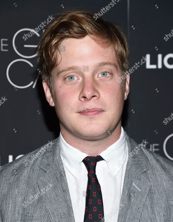 """Actor Josh Caras attends the premiere of """"The Glass Castle"""" at the SVA Theatre, in New York"""